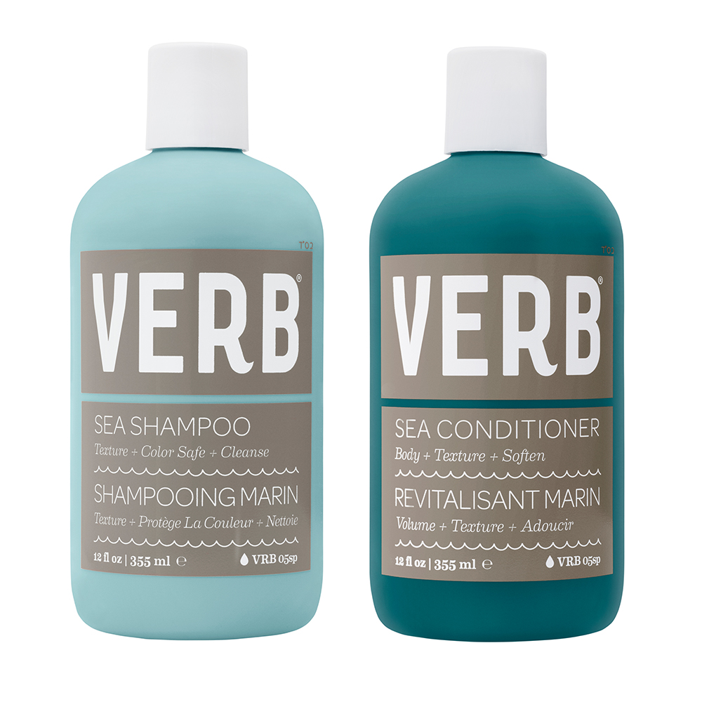New Beauty Launches Trending At Sephora Right Now Dry Hair Barn Mom All Mane Shampo0 250 Ml Verb Sea Shampoo And Conditioner 16 Each