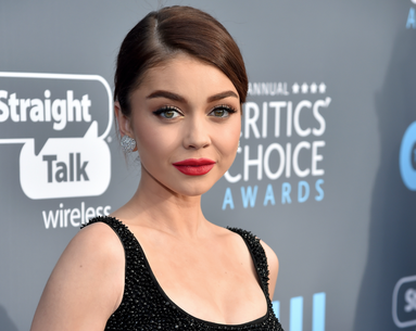 Sarah Hyland Just Got 'Thin-Shamed' Again, But Won't Back Down
