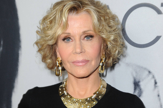 Jane Fonda Reveals Plastic Surgery In New Documentary Celebrity