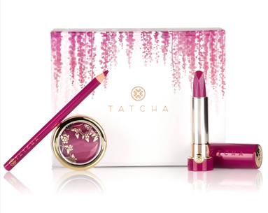 Tatcha's Limited-Edition Lip Collection Hits Next Weekend and It's Everything You Need for Spring