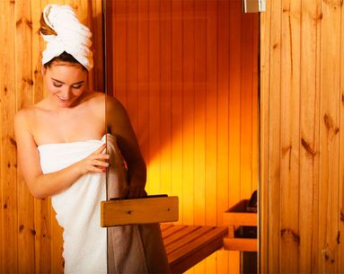 Is the Infrared Sauna Trend Actually Safe?