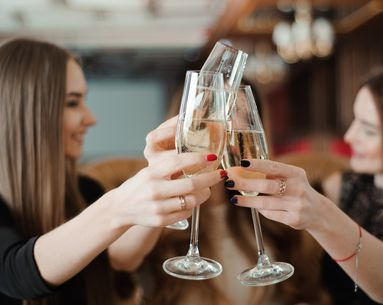'Prosecco Smile' Is a Thing—Here's How To Avoid It