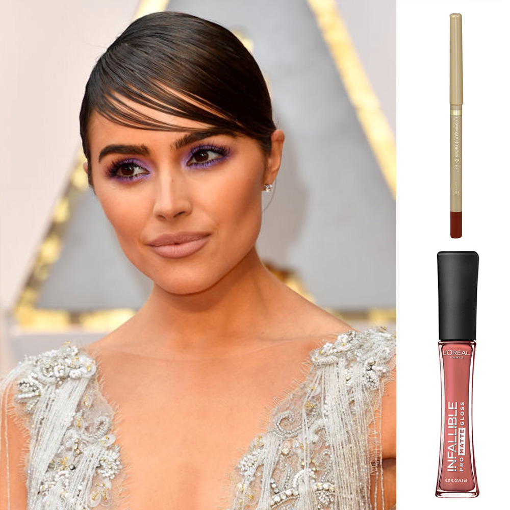 Best Nude Lipsticks Celebs Wore To The Oscars - Celebrity -5157