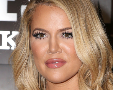 Khloé Kardashian's Better Brow Trick