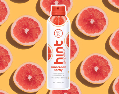 A Grapefruit-Scented Sunscreen You'll Actually Want to Use