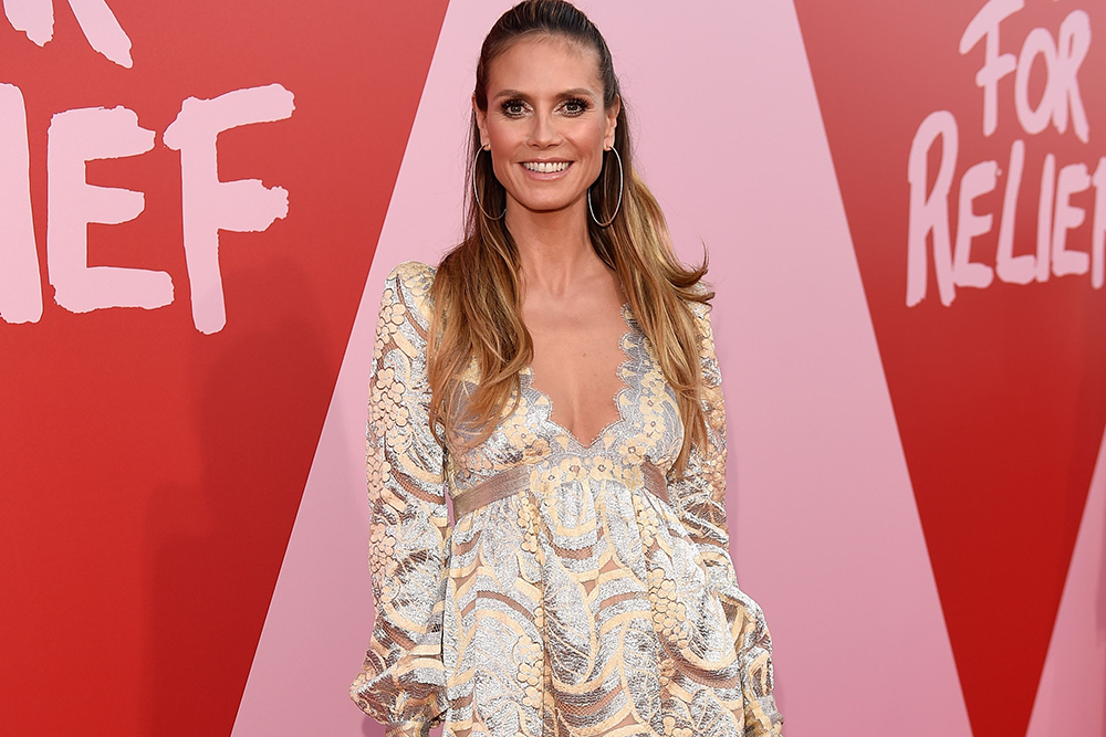 7d5673cd7558 Heidi Klum Proves This Decade Might Be Her Hottest Yet