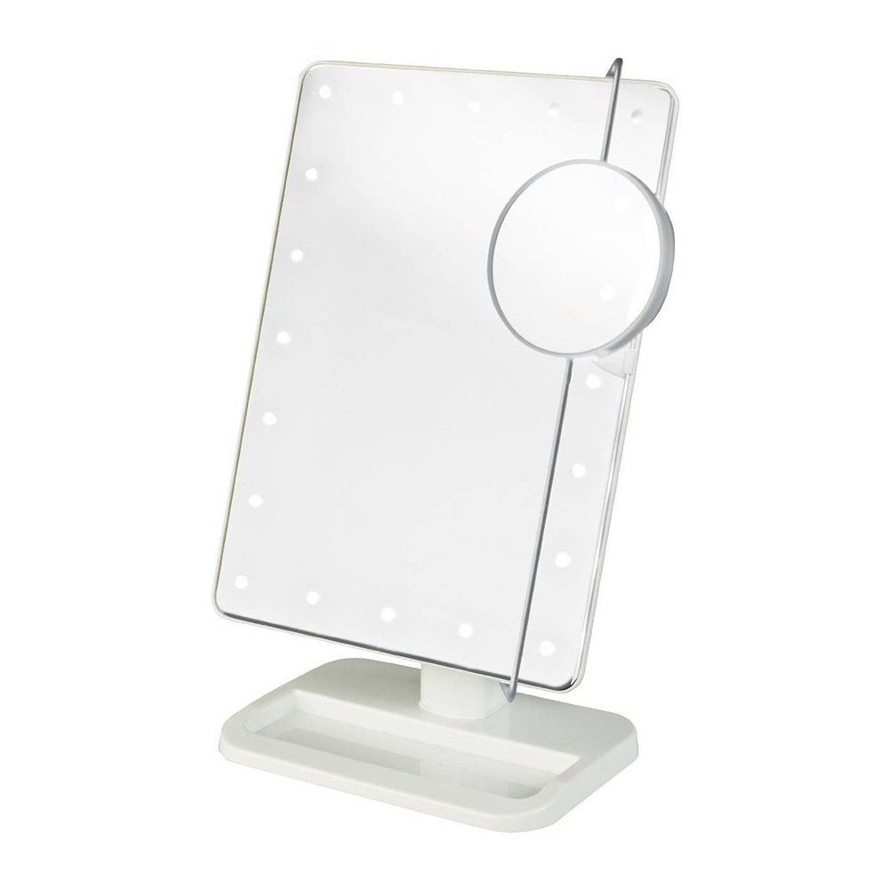 Top 6 bathroom mirrors ebay - High Tech Mirrors For Better Makeup Foundation Makeup The Beauty Authority Newbeauty