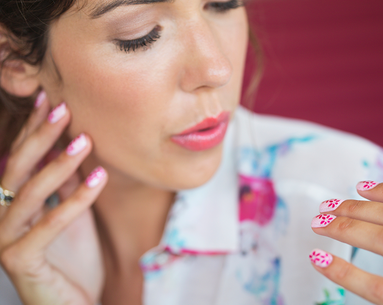 Spring's Prettiest Manicure Is Here