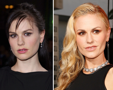 Anna Paquin Goes From Gothic to Gorgeous
