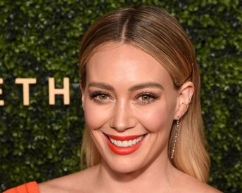 Hilary Duff's Post-Workout Snack Is the Most Relatable