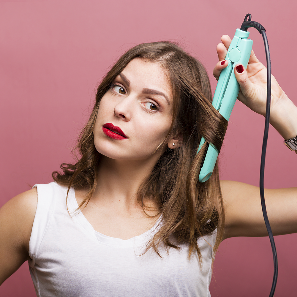 Mistakes Youre Making With Your Curling Iron Tips Tutorials