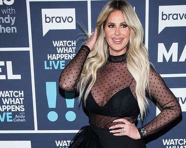 Kim Zolciak-Biermann Posts a Makeup-Free Selfie and Credits Her Flawless Skin to This Treatment