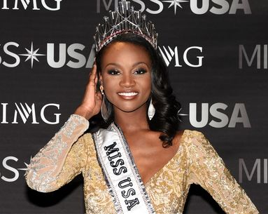 What Miss USA Said Last Night That Has Everyone Talking