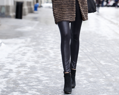 Are Your Tights Ruining Your Skin?