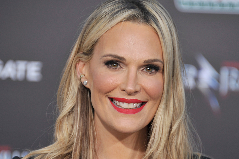 Molly Sims Beauty Interview Wrinkles Skin Care Dailybeauty