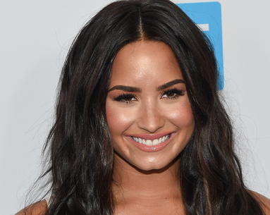 Demi Lovato Says 2018 Is the Year She Embraces This Body Part