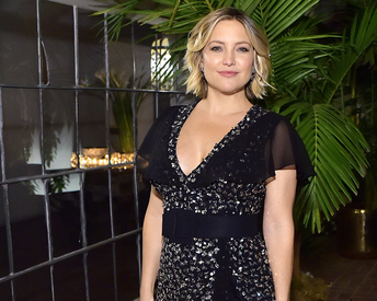 Kate Hudson Has a New Health and Wellness Gig Lined Up