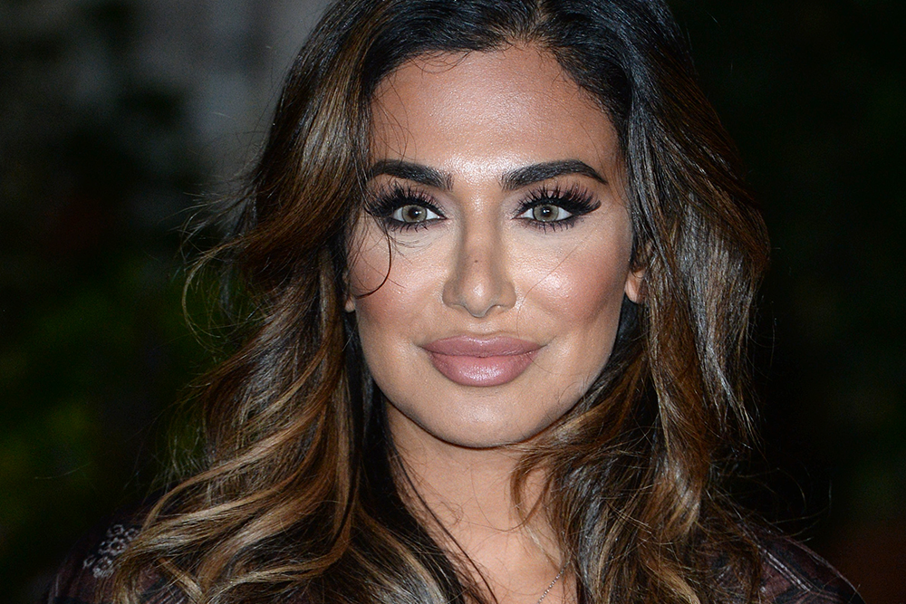 Huda Kattan Lip Filler Celebrity Dailybeauty The