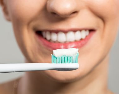 This New Toothpaste Ingredient Promises to Harden Teeth While You Sleep