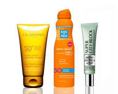 Supercharged Sunscreens