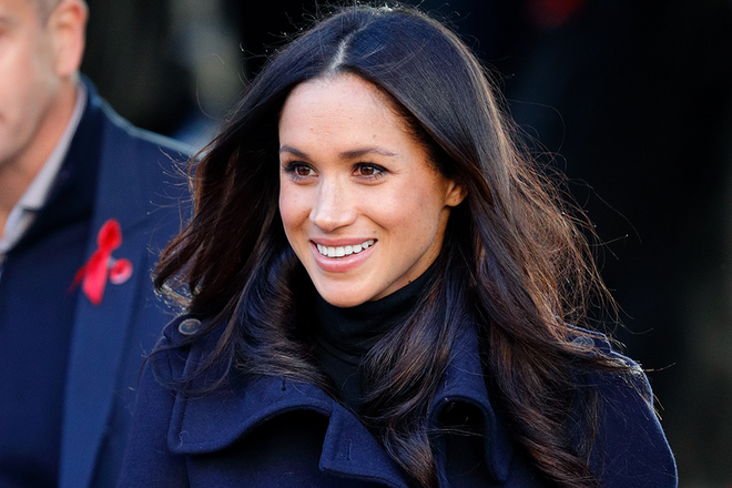 meghan markle s natural hair curls celebrity dailybeauty the