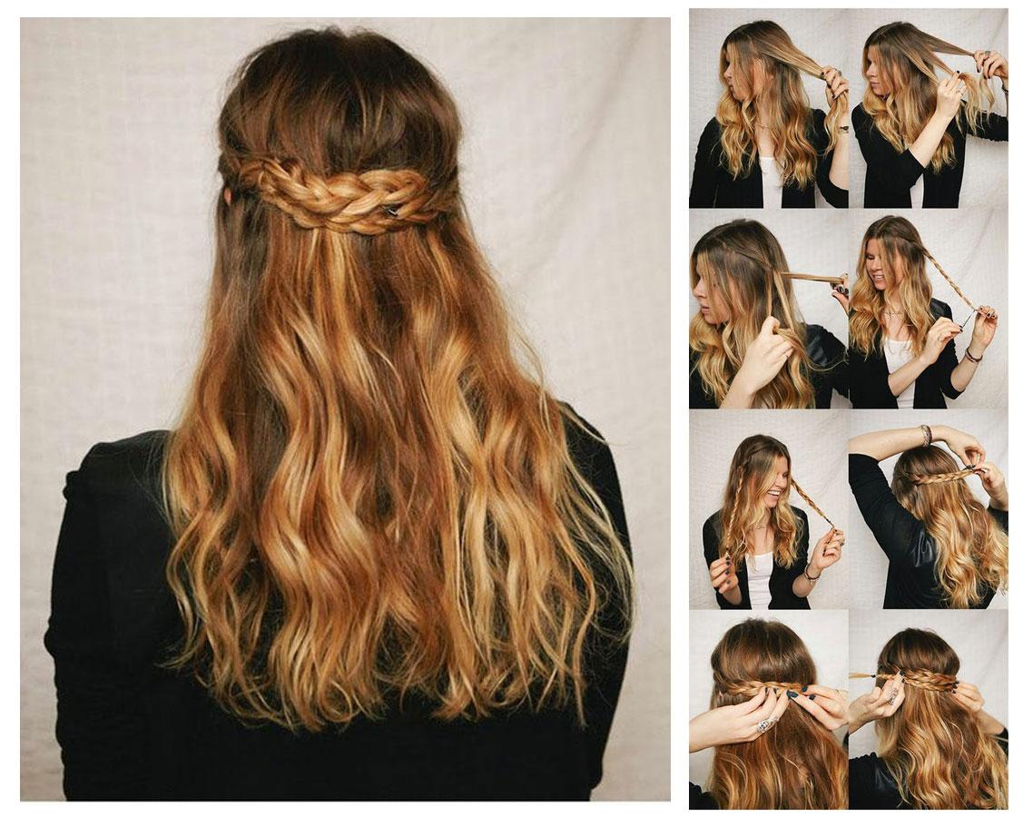 Pin by steffi on frisuren | pinterest | braid tutorials, hair.