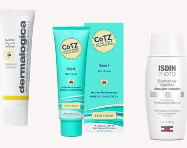 The Best New Sunscreens to Wear Under Foundation