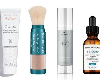 Derms Share the Skin-Care Products They Won't Board a Plane Without