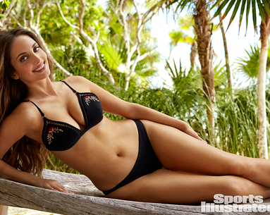 """Alexa Ray Joel Exclusive: """"I'm 5'3""""…If I Can Be in Sports Illustrated, Anyone Can!"""""""