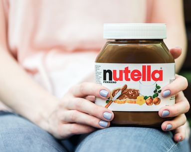 Nutella Hair Dye Might Be the Most Delicious Way to Color Your Hair