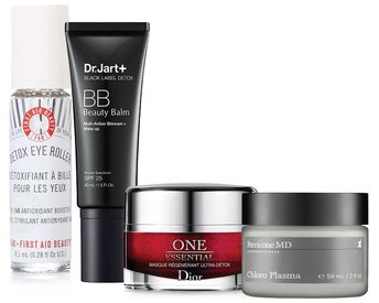 8 Skin Care Products With Detoxifying Properties