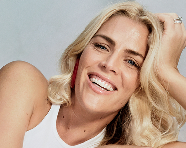 Busy Philipps Talks In-Office Treatments, Wellness Musts and Her New Unretouched Campaign With Olay
