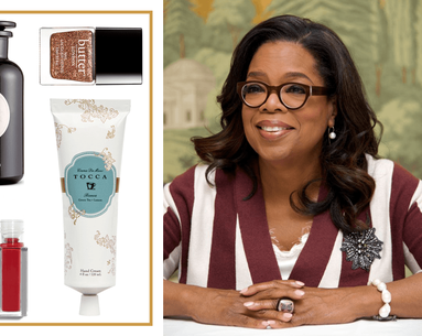 Oprah Just Named Her Favorite Beauty Products for 2017 And They're Good