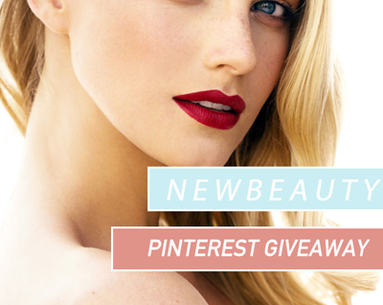 The NewBeauty, New Look Pinterest Contest