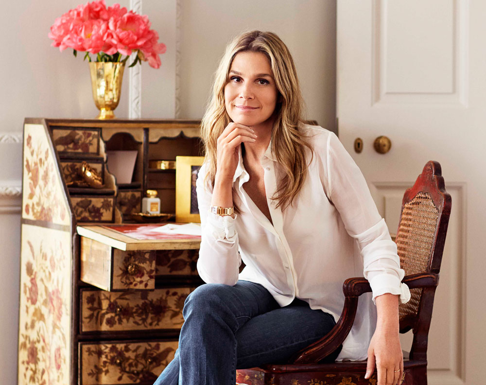 Aerin Lauder Tells Us The One Beauty Trend She S Loving