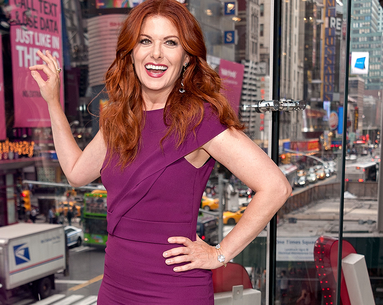 Debra Messing Turns to This Procedure To Flatten Her Stomach