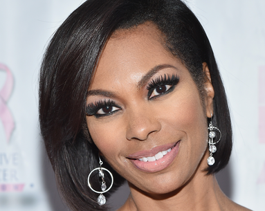 Harris Faulkner Reveals the Secret to Her Always-Perfect Eye Look and the Skin Care Products That Keep Her Camera-Ready