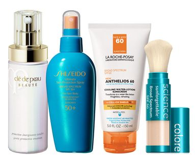 8 Editor-Approved Sunscreens for Summer