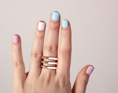 A Super Easy Way to Make Your Nails Look Longer