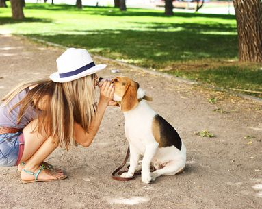 The Scary Reason a Woman Almost Died From Kissing Her Dog