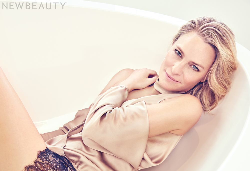 Actress Robin Wright Reveals the Products and Treatments That Give Her Flawless Skin