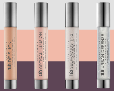 Urban Decay's Newest Primers Have Surprising Anti-Aging Benefits