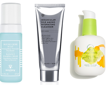 7 New Cleansers That Are Anything But Basic