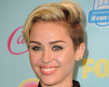 Cop Miley Cyrus's Sophisticated New Look
