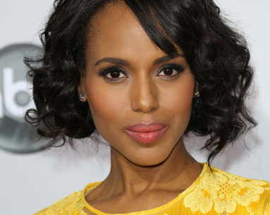Kerry Washington Nails a Deal With OPI