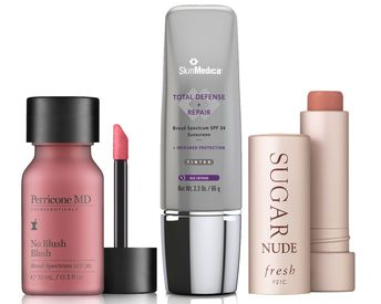 NewBeauty Editors' Picks: The Best Makeup With SPF