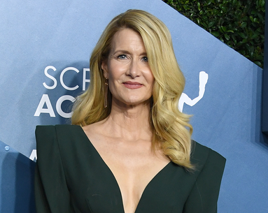 Laura Dern Uses This CBD Combo for Pain-Free Feet on the Red Carpet