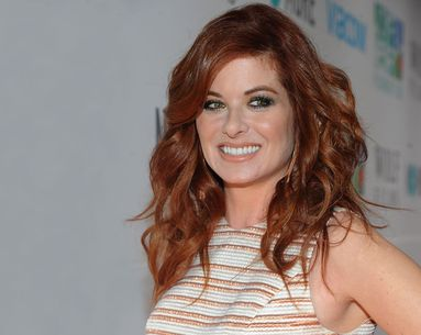 A Minute With: Debra Messing