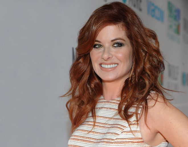 debra messing gifs
