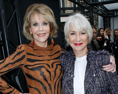 Jane Fonda and Helen Mirren's MUA Reveals Her 9 Best Tips for Wearing Makeup Over 50